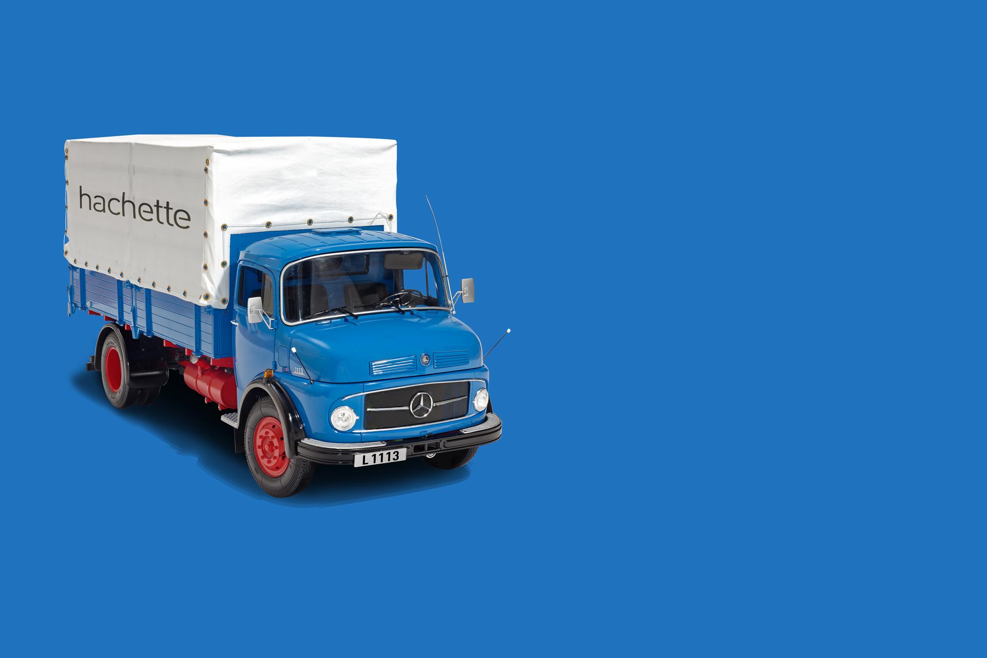 Hachette – Mercedes L 1113